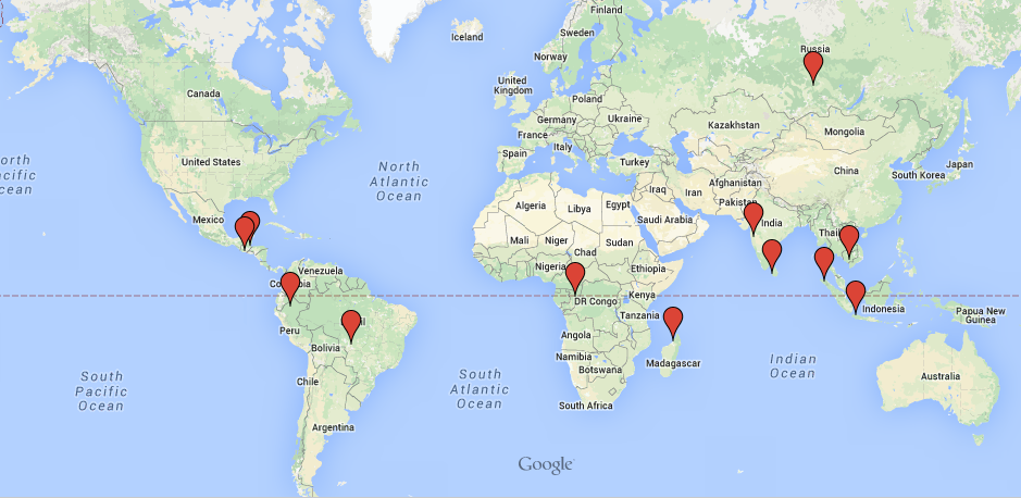 SGF map