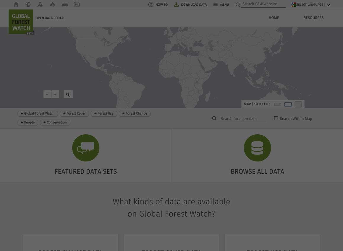 ODP Homepage