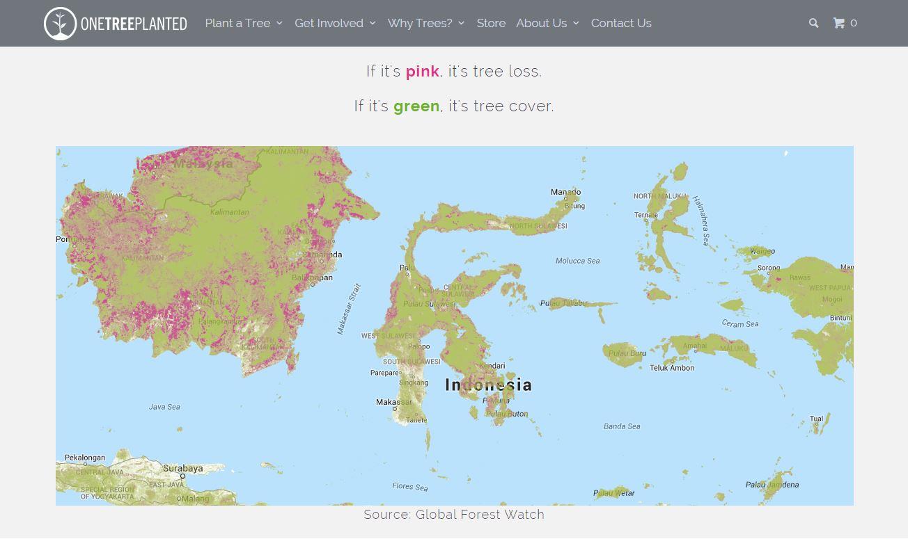 onetreeplantedmap