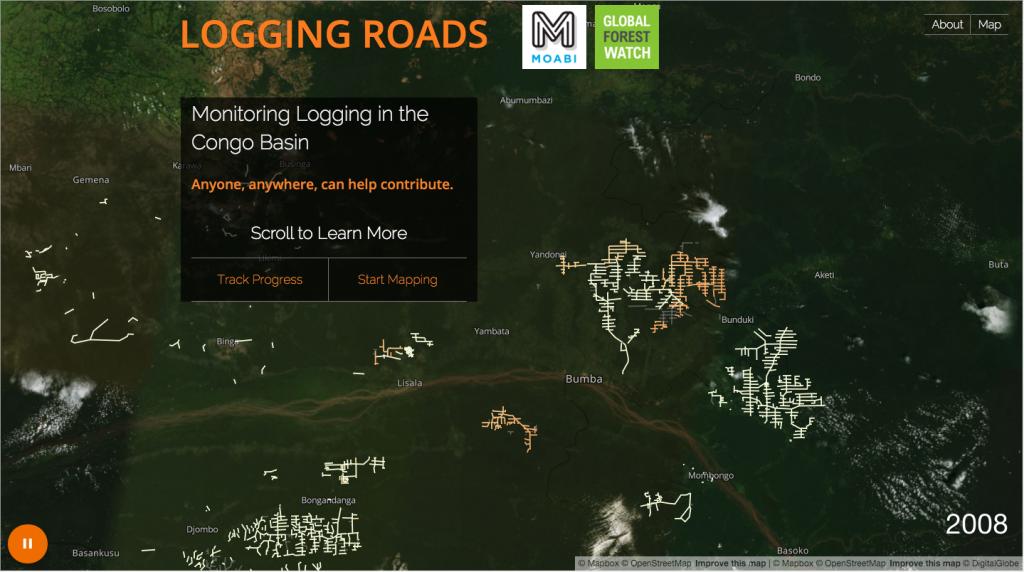 LoggingRoads.org