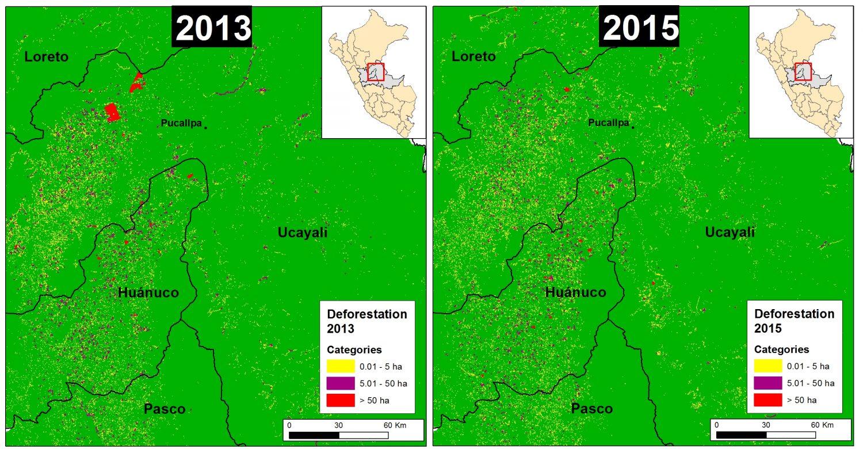 Image 32c. Data: PNCB/MINAM, UMD/GLAD
