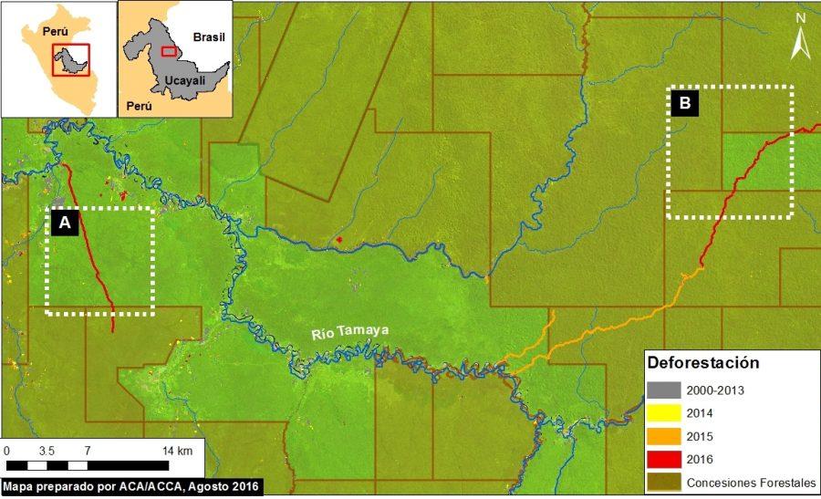 Imagen 40b. Datos: UMD/GLAD, Hansen/UMD/Google/USGS/NASA, MINAGRI