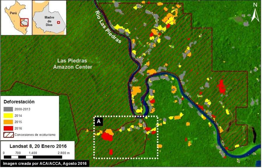 Imagen 40e. Datos: UMD/GLAD, Hansen/UMD/Google/USGS/NASA, MINAGRI