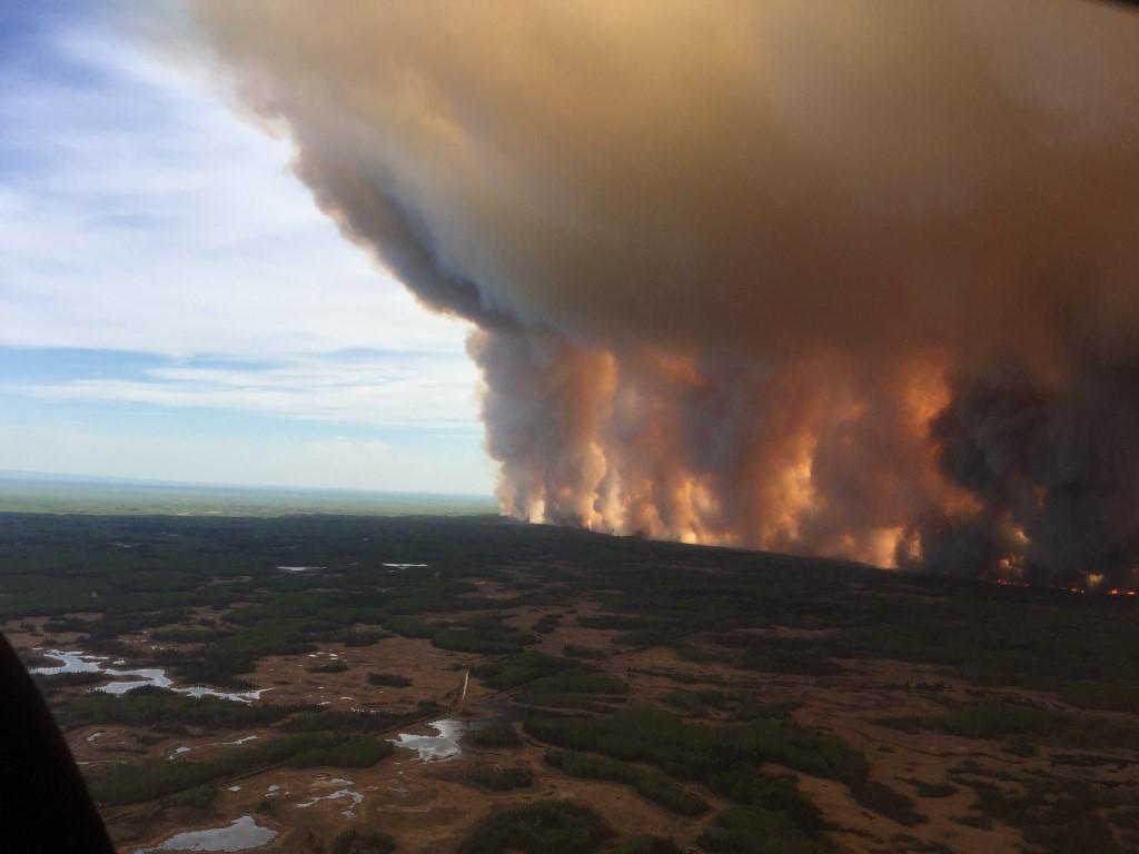 Alta Fires 20190520
